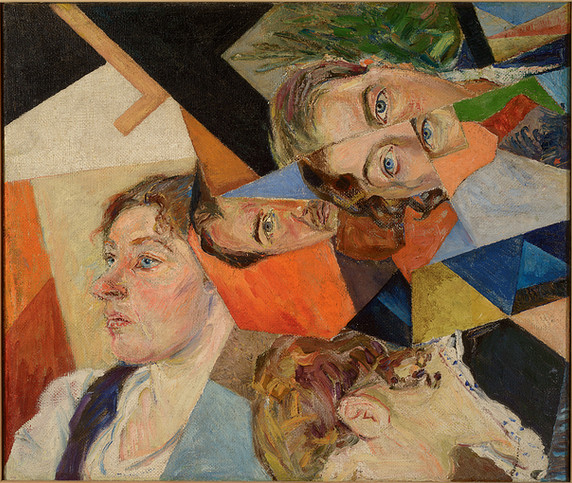 Выставка Давида Бурлюка в Музее Русского Импрессионизма