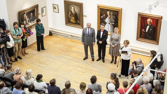 Выставка А. Шилова в Архангельске