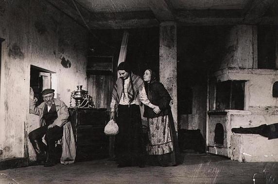 Шолом-Алейхем в Еврейском Музее