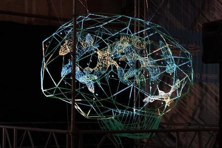 Космическая Одиссея-2011 в Киеве