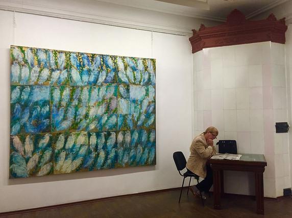 Экзотический мир Ханта Слонэма в Галерее Искусств Зураба Церетели