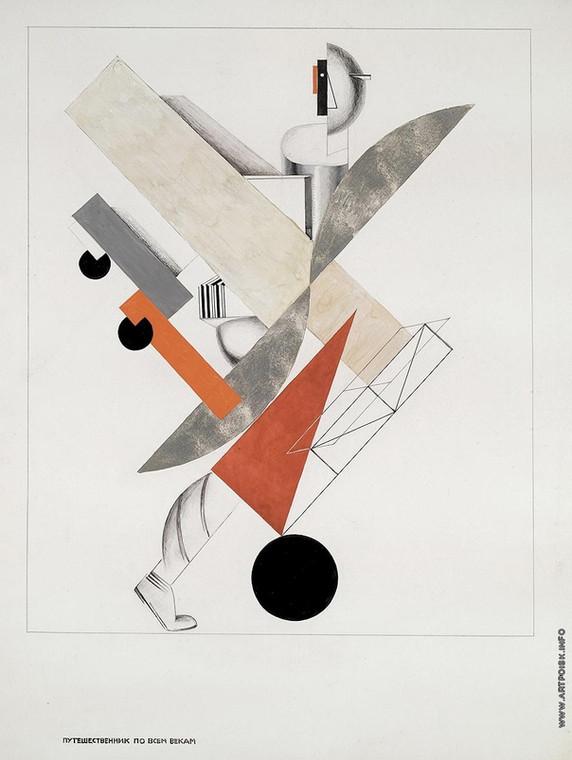 Выставка Эль Лисицкого в Еврейском Музее