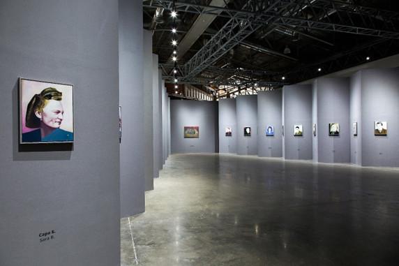 """Выставка """"Теряя лицо"""" в Еврейском музее"""