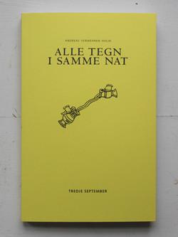 Andreas Vermehren Holm: Alle tegn i samme nat