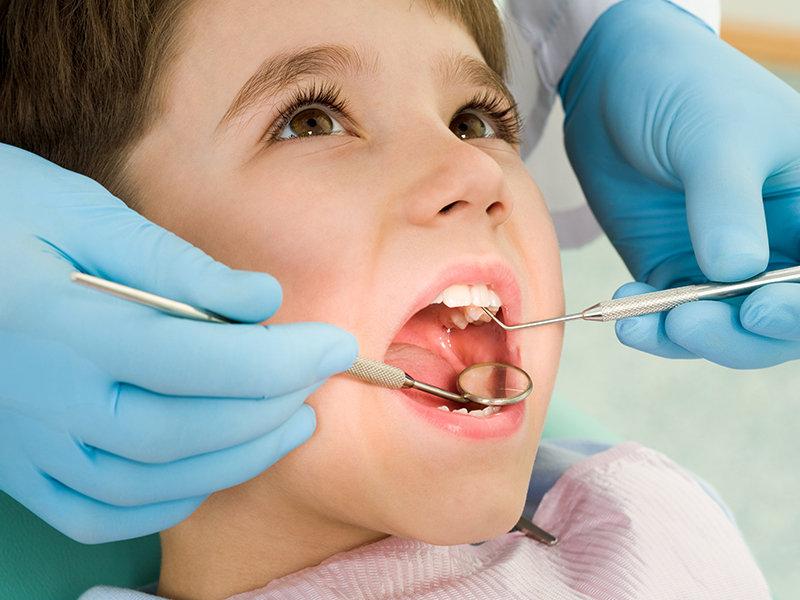Odontopediatria - Avaliação