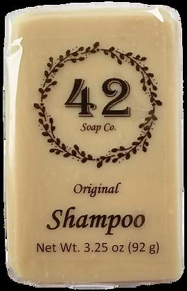 Wildflower Honey Shampoo Bar
