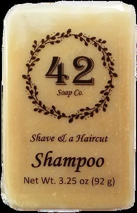 Shave & a Haircut Shampoo