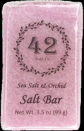 Sea Salt & Orchid Salt Bar