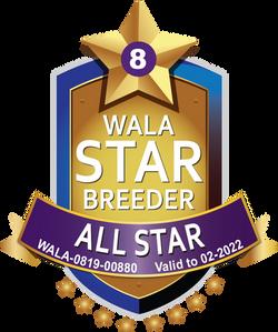 Weet Breeze All Star Logo 2021