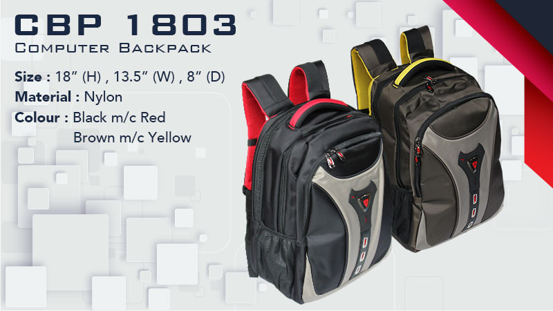 CBP 1803 - Laptop Backpack