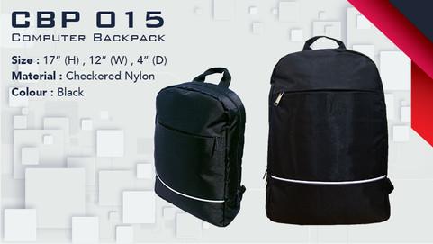 CBP 015 - Laptop Backpack