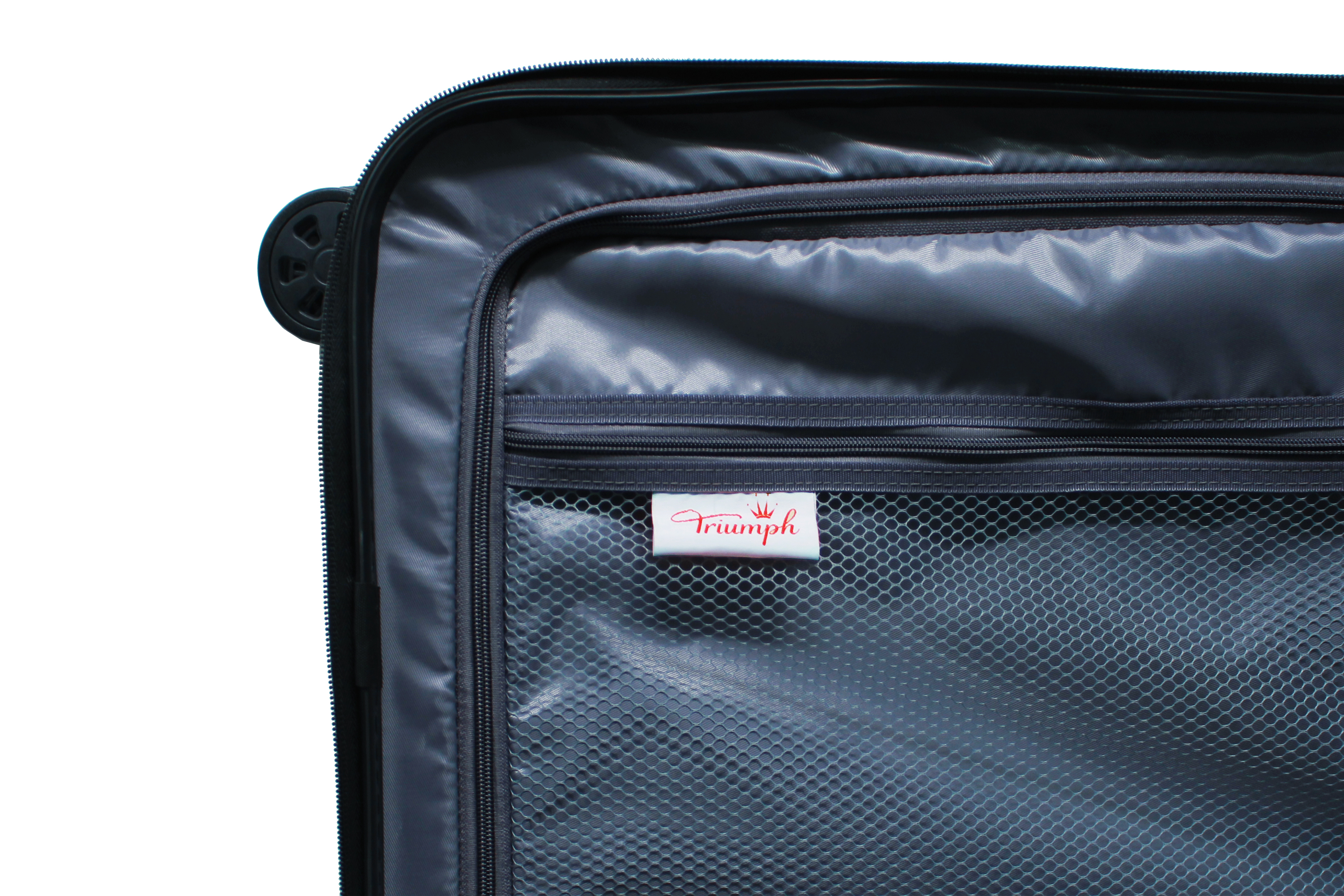 Triumph Travel Case
