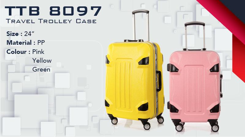TTB 8097 - Travel Trolley Case