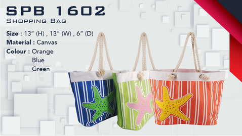SPB 1602 - Shopping Bag