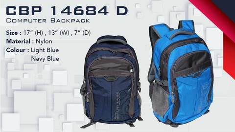 CBP 14684 D - Laptop Backpack