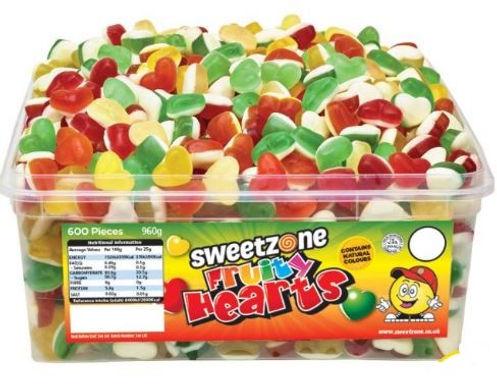 Sweetzone Fruity Hearts Tub
