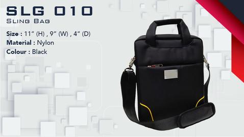 SLG 010 - Sling Bag