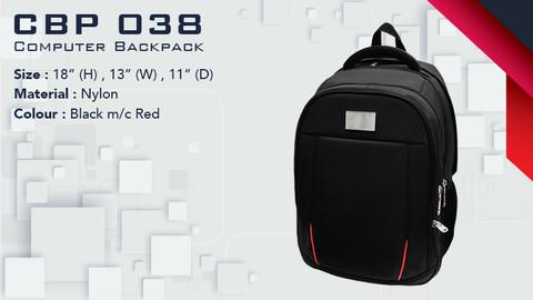 CBP 038 - Laptop Backpack