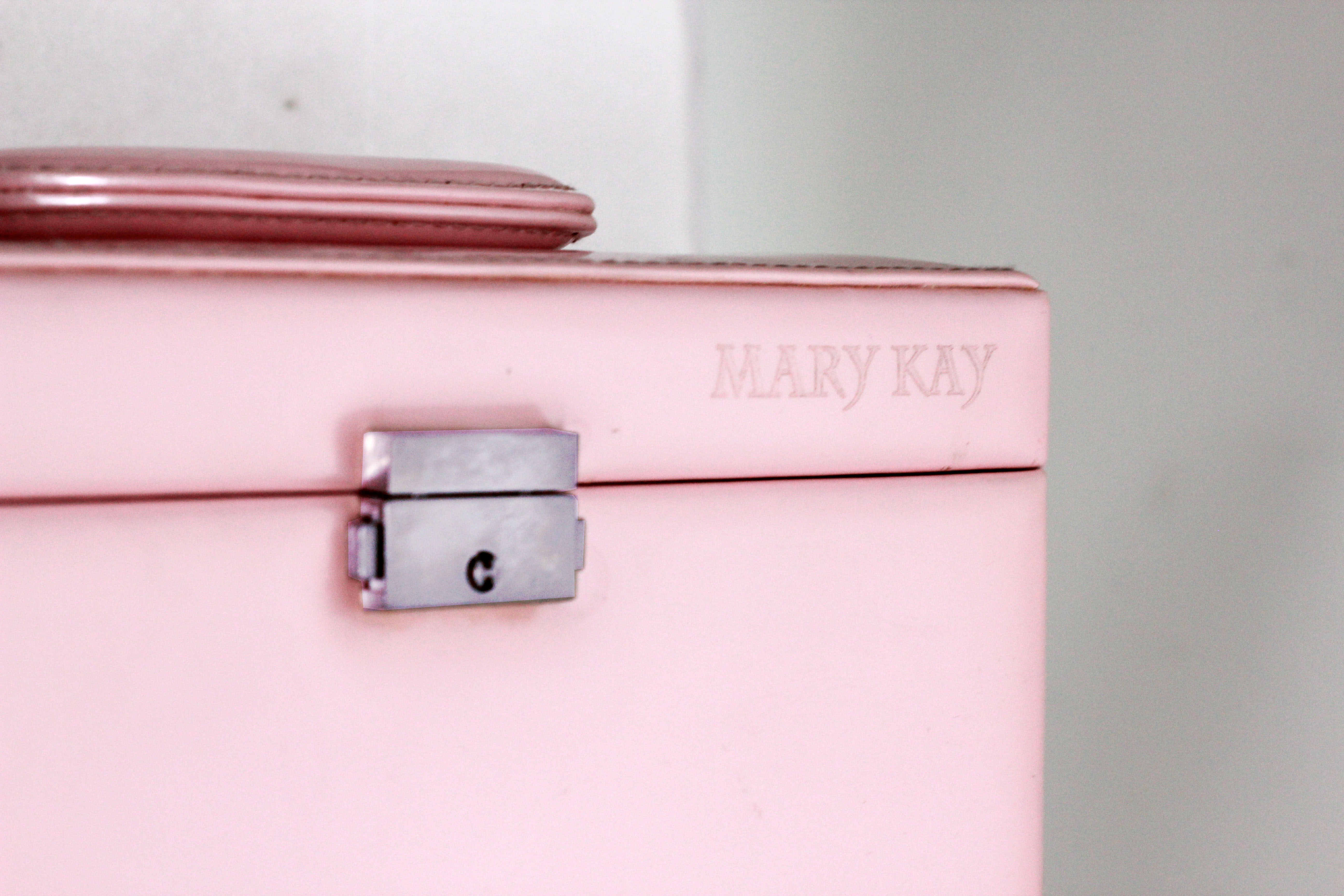 Mary Kay Jewelry Case