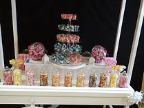 Candy Carts sweets and treats