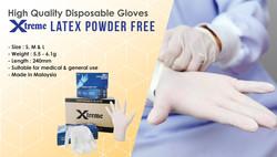 Latex Powder Free