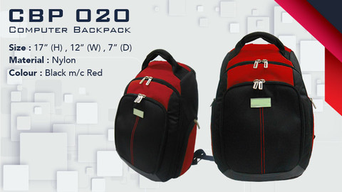 CBP 020 - Laptop Backpack