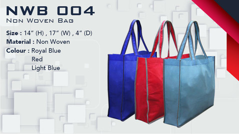 NWB 004 - Non Woven Bag