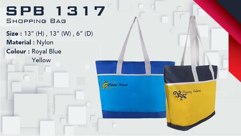 SPB 1317 - Shopping Bag