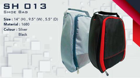 SH 013 - Shoe Bag