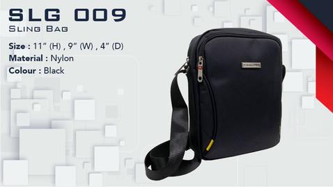 SLG 009 - Sling Bag