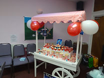 Candy Cart Event
