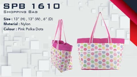 SPB 1610 - Shopping Bag