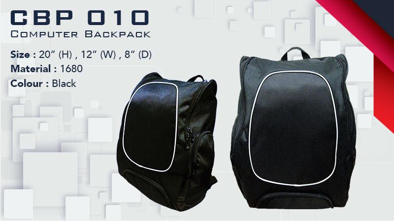 CBP 010 - Laptop Backpack
