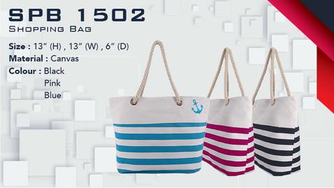 SPB 1502 - Shopping Bag