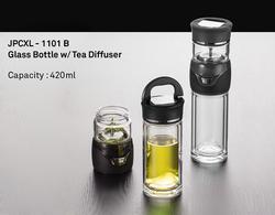 Glass Bottle w/ Tea Diffuser