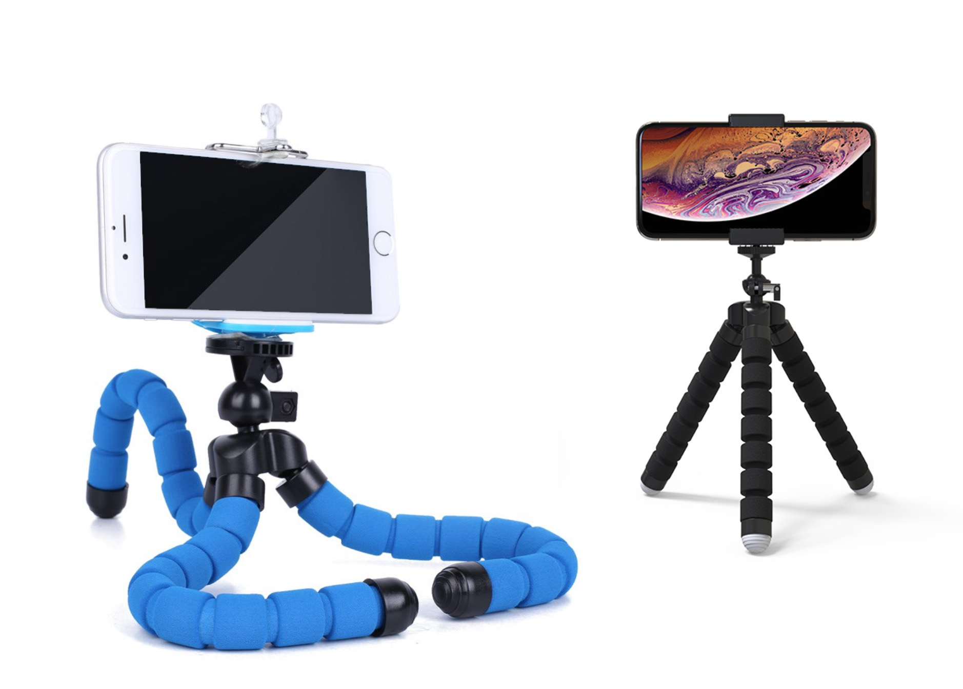 Flexible Mobile Tripod Stand