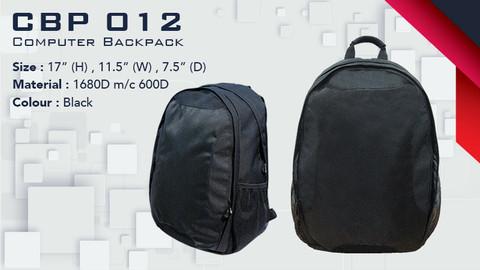 CBP 012 - Laptop Backpack