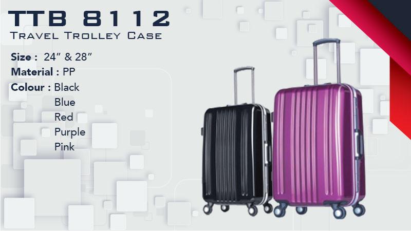 TTB 8112 - Travel Trolley Case