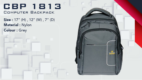 CBP 1813 - Laptop Backpack