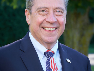 "From the desk of Manlius Town Supervisor Ed Theobald  ""Moving Forward"""