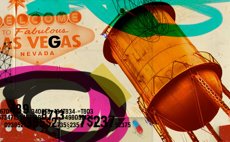 'Las Vegas Water Supply' LV Today Magazine