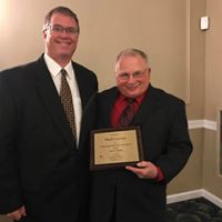 Lavine receives Chairman's Award at Annual Fall Dinner