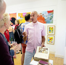 One man show, Stable Gallery, Lewes.