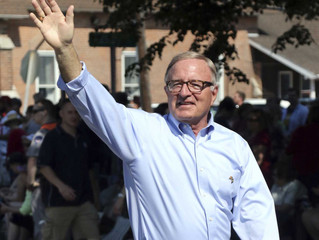 DeFrancisco launches campaign for Governor!