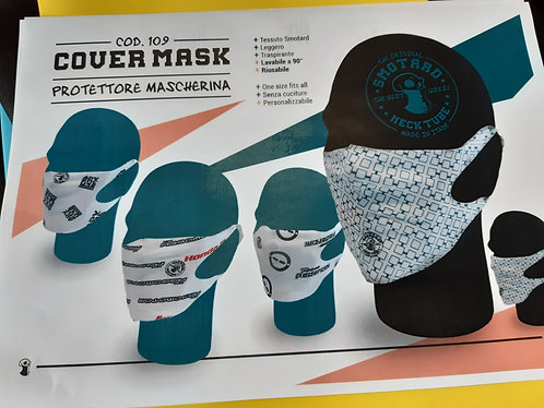 Cover Mask a mascherina personalizzate - customized