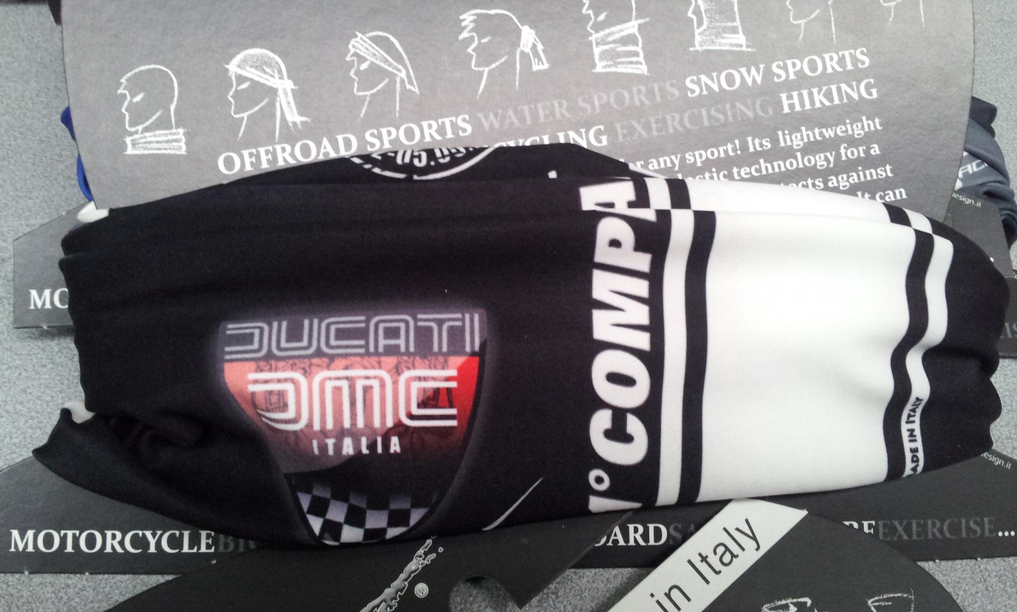 DMC Ducati paracollo