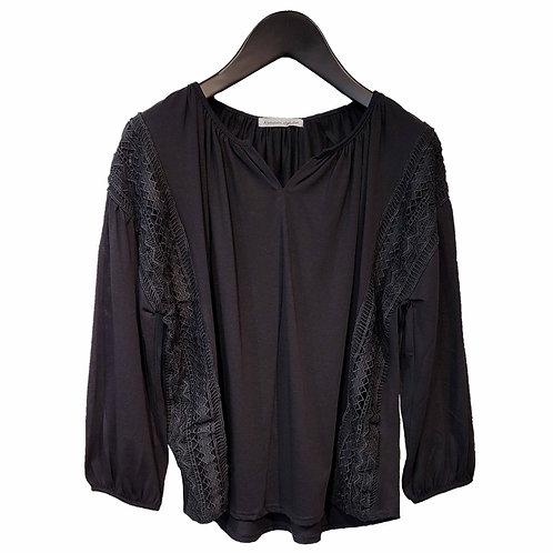 ソフトTシャツ・ブラック