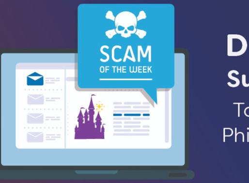 Disney+ Users targeted