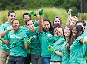 L'équipe des bénévoles