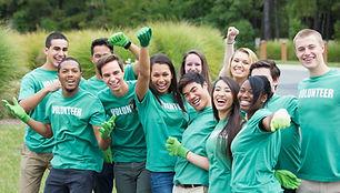 vrijwilligers Team